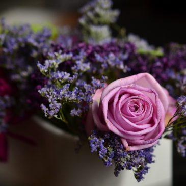 Il linguaggio dei fiori e il lutto