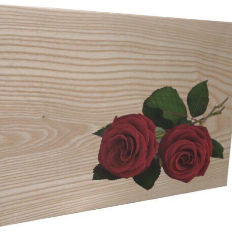 Urna frassino rose
