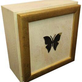 Urna scrigno farfalla